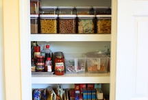 Home {Kitchen - Pantry} / by Tania