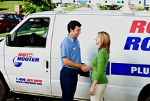 Roto-Rooter Services / Roto-Rooter provides all sorts of plumbing & drain services, including a few you probably wouldn't expect. No job is too big or too small. / by Roto-Rooter Plumbing & Drain Service