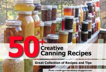 Canning / by Renee Reed