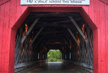 Covered Bridges... / by Denise Linney