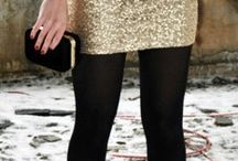 Sparkly Dresses :)  / by Cassidy Wisnom
