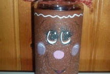 Ginger crafts....... / by Tracy States- Hutchison