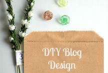 Blog design / by Michele Johnson