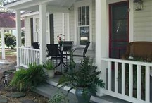 front porch / by Annette Brown