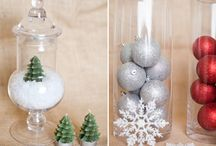 Holidays -- Christmastime.  / by Jenn Roth