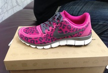 Athletic shoes / by Ashley Nicole