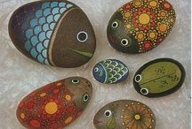 Weird, I like painted rocks. / by Georgette McAlister