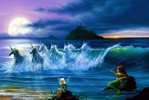 Fantasmic / ilusions! or are they? / by Veronica Whitehead