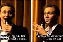 Tom Hiddleston  / by Jenny Delucio