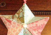Fabric Origami / by Carolyn Salem