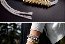diy jewelry. / by Rebekah Lyn