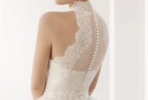 Vestidos boda / by Esther garcia martin