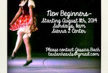 Dance School stuff / by Jess B