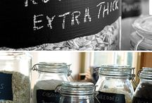 Chalkboard Craftiness / by Peggy Reeves