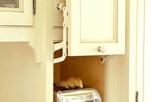 Cabinet ideas / by Sue Poe