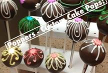 Cake Pop Ideas / by Ashley Charmaine