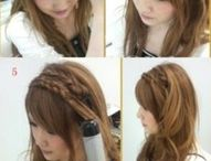 Fun Hair Ideas / by Francesca Sgammato