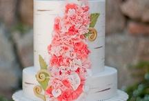 Wedding cake ideas / by catherine Johnson