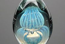 Beautiful Glass and Crystal / by Rochelle G