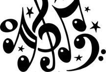 music / by Juanita Bellavance