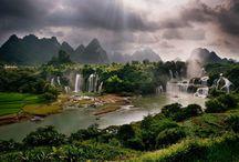 Waterfalls / by Ethel Renner