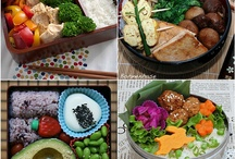Bento Lunches / by Katie Hogan