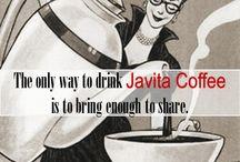 Javita Coffee / www.myjavita.com/OakValleyJava / by Babette Pareira