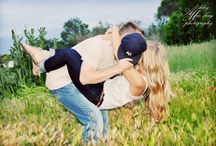 Engagement and Save-The-Date! / by Payton Granade