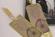 Bookmarks / by Cindy Lynn