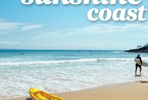 Sunshine Coast Holiday / Planning for a holiday to the Sunshine Coast. / by Edmund Tang