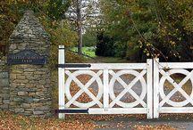 gates / by Caroline Ricci