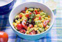 Salads / by Devin Donaldson Ver Eecke