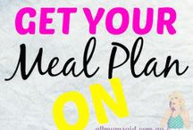 Meal Planning / by Kell @ All Mum Said