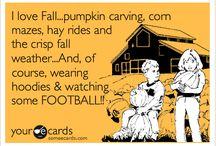 Fall / by Lisa Buehnerkemper