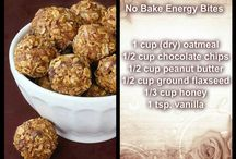 Quick snacks / Nursing schools takes all my time! Need some quick healthy snacks to grab on the go. / by Deborah Caplinger