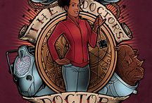 The Dr and other mysteries  / by Sandra Glass