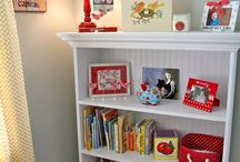 kid rooms / by Paula Vincent