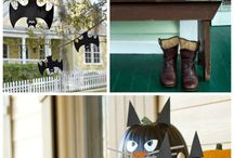 Halloween & Fall  / by Eva Maria Escobar V