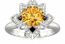 Mom's Stone-Citrine / by Colleen PV