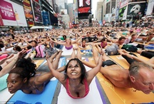 Solstice in Times Square: Mind Over Madness Yoga / by Times Square