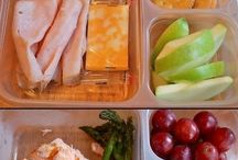 Healthy foods and snacks! Get lean! / by Kenzie Bolding