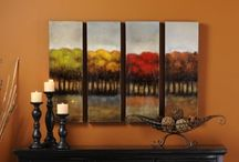 For the home - decorations / by Anna Marie