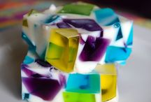 Jell-o/Pudding / Jell-O / by Mary LeSueur