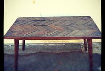 tables / by Christine Thibeault