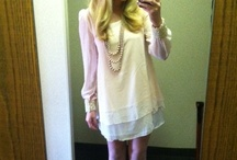 Pretty outfits and cute looks / by Devin Smith
