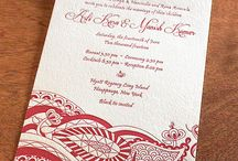 {invitation design} arti / Arti moves with Indian paisley patterns, florals, and exotic patterns. This splendid multicultural and South Asian wedding invitation motif promises a grand celebration for the happy couple. / by Invitations by Ajalon