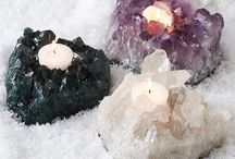 Crystals , Rocks & Energy / by Sherri Fowler