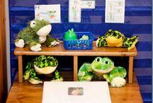 PreK F Frogs / by Samantha