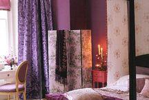 Bedroom ideas / by Haley Ramage
