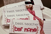 teacher gifts / by Cathy Kane